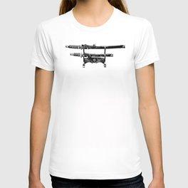 katana T-shirt