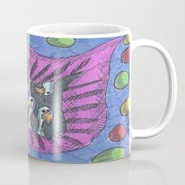 Bird Teeth Coffee Mug