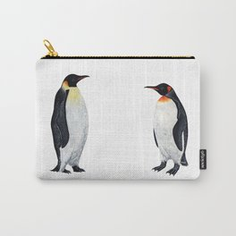 EMPEROR & KING PENGUIN Carry-All Pouch