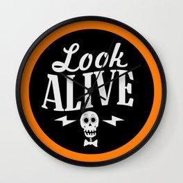 Look Alive Wall Clock