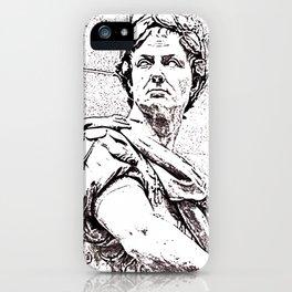 Julius Caesar iPhone Case
