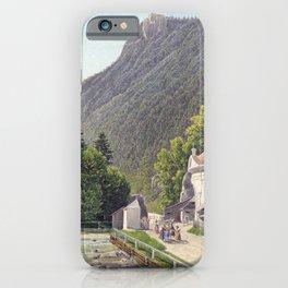 Eduard Gurk Chapel and Hermitage iPhone Case