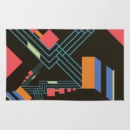 Modern Jazz I Rug