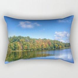 By the lake 2 Rectangular Pillow
