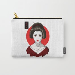 The Geisha Carry-All Pouch