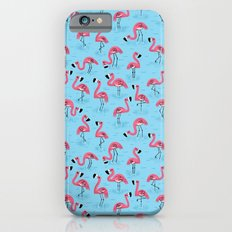 Flamingos iPhone 6s Slim Case