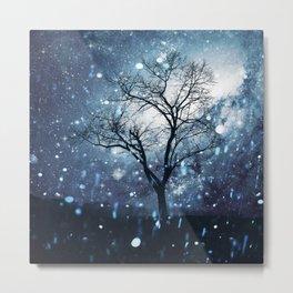 the Wonder tree Metal Print