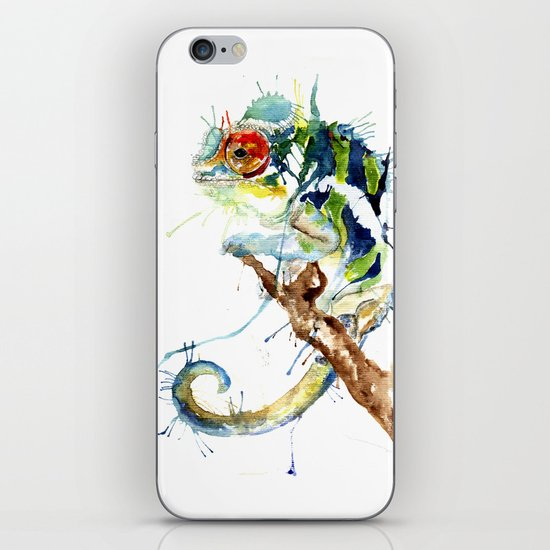 My Chameleon iPhone & iPod Skin