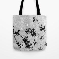 Cement Foliage Tote Bag