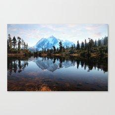 Mt Shuksan Canvas Print