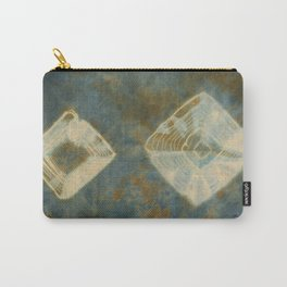 Indigo Carry-All Pouch