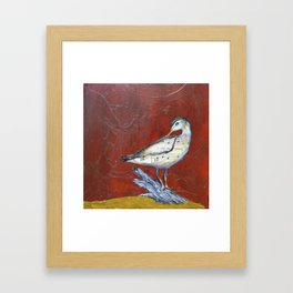 Music Inside Framed Art Print