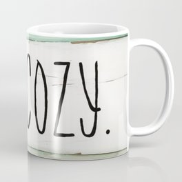 Get Cozy Coffee Mug