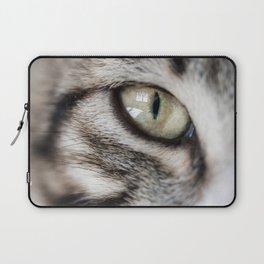 eye cat Laptop Sleeve