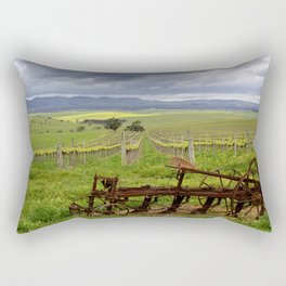 Barossa Valley Springtime Rectangular Pillow