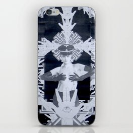 CHECKPOINT CHARLOTTE iPhone Skin