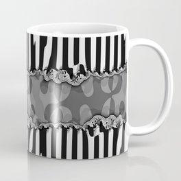 Fraktal Fences Coffee Mug