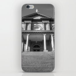 Auburn Courthouse iPhone Skin