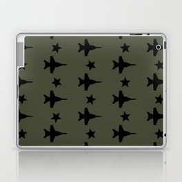 F-18 Hornet Fighter Jet Pattern Laptop & iPad Skin