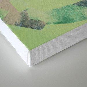 Camouflage X Canvas Print