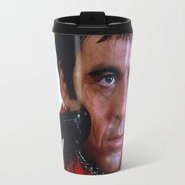 Al Pacino @ Scarface #1 Travel Mug