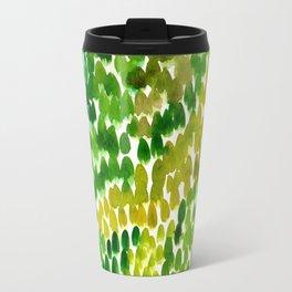 Green as Grass Travel Mug