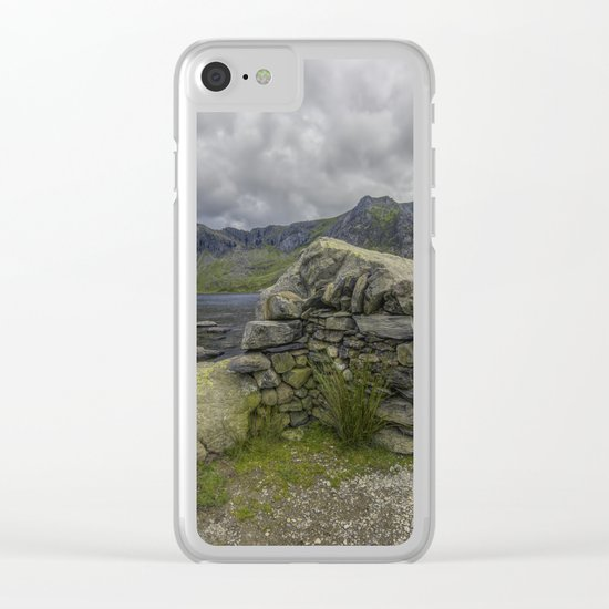 Gate To The Lake Clear iPhone Case
