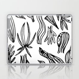 Plant Girl Laptop & iPad Skin