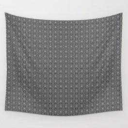 Zebra Illusions Pattern Wall Tapestry