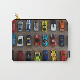 1980's Toy Cars Carry-All Pouch
