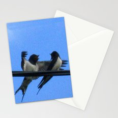 Sullu (swallows) Stationery Cards