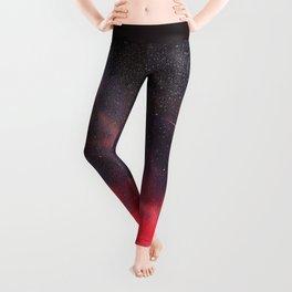 The Infinite Afterburn - Print Leggings