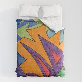 Unwound Constraint Comforters