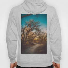 Illuminated New Mexican Trail Hoody