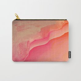 Pink Navel Carry-All Pouch