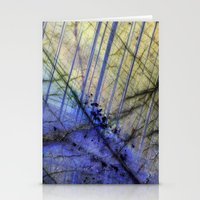 mineral Stationery Cards featuring Mineral Stone by Santo Sagese
