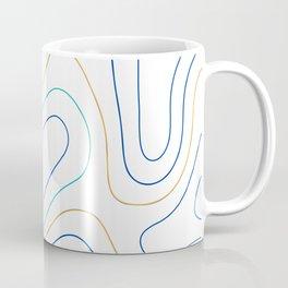 colorful lines Coffee Mug
