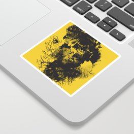 Abstract Thinking Sticker