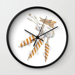 Robo[scape] 3 Wall Clock