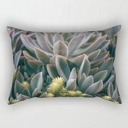 Graptoveria Study #3 Rectangular Pillow