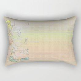 yo_landi#DieAntwoord Rectangular Pillow