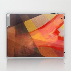 Orange flow Laptop & iPad Skin