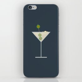 Martini Bianco iPhone Skin