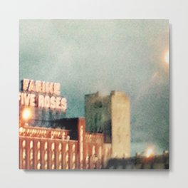 Farine Five Roses, Montreal Metal Print