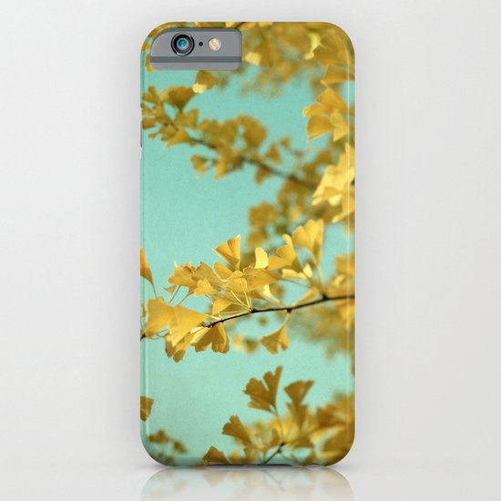 Ginkgo #3 iPhone & iPod Case