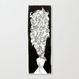 Dead Locks Canvas Print