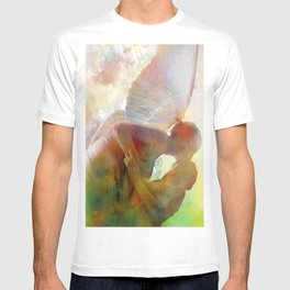 The kiss of the angel T-shirt