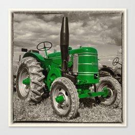 Green Marshall Canvas Print