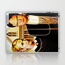 Dwight Schrute & Angela Martin (The Office: American Gothic) Laptop & iPad Skin