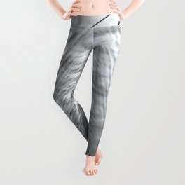 Rowing on a River of Clouds Leggings